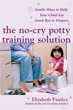 Parenting Books by Elizabeth Pantley The No Cry Potty Training Solution