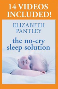 Parenting Books by Elizabeth Pantley The No Cry Sleep Solution Enhanced Version