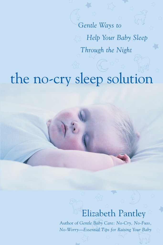 Parenting Books by Elizabeth Pantley No Cry Sleep Solution