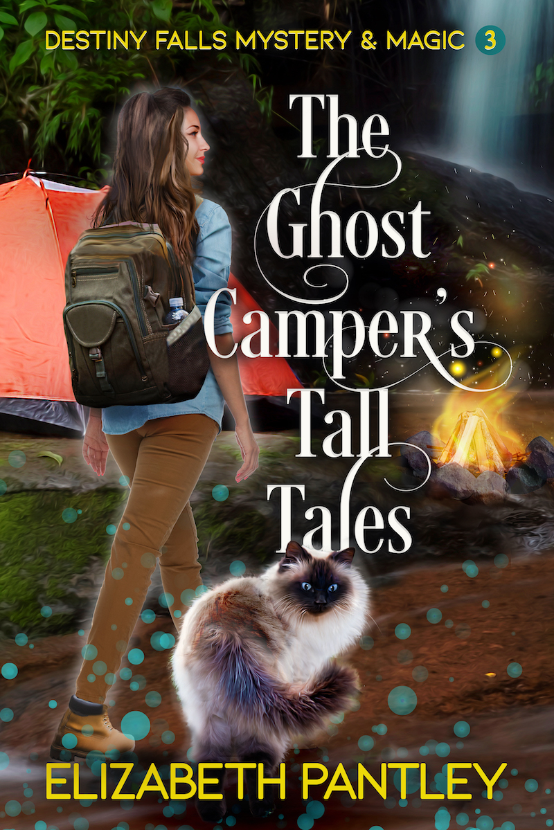 The Ghost Camper's Tall Tales Book Cover